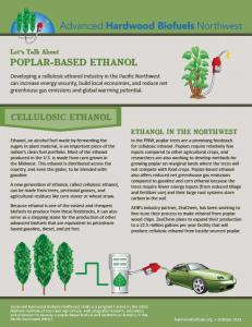 Poplar-Based Ethanol
