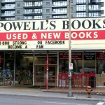 The famous Powell's Books, which takes up an entire city block, sits just around the corner from the hotel. Photo credit: Kari Sullivan