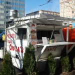 Portland has an amazing variety of food trucks. Photo credit: stu_spivack.