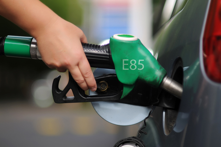 E85 contains a large portion of ethanol, thereby helping refiners fulfill their RVO
