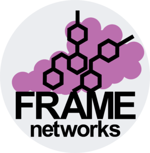 Logo for FRAME (Fungicide Resistance Assessment Mitigation Extension) Network