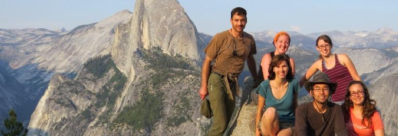 Yosemite field trip