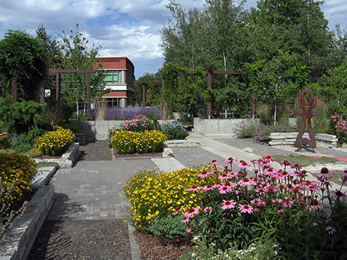 the sun garden at wsu pullman - Sun Garden