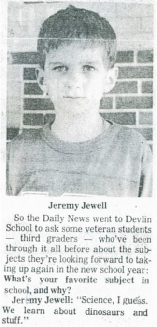 Jeremy Jewell