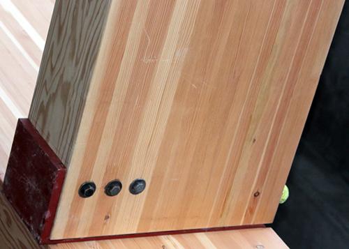 how to make laminated wood beams