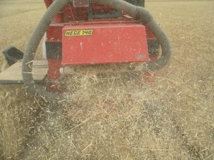 This is an image of a chaff spreader.