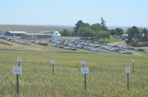 Lind Station during the 2105 Field Day