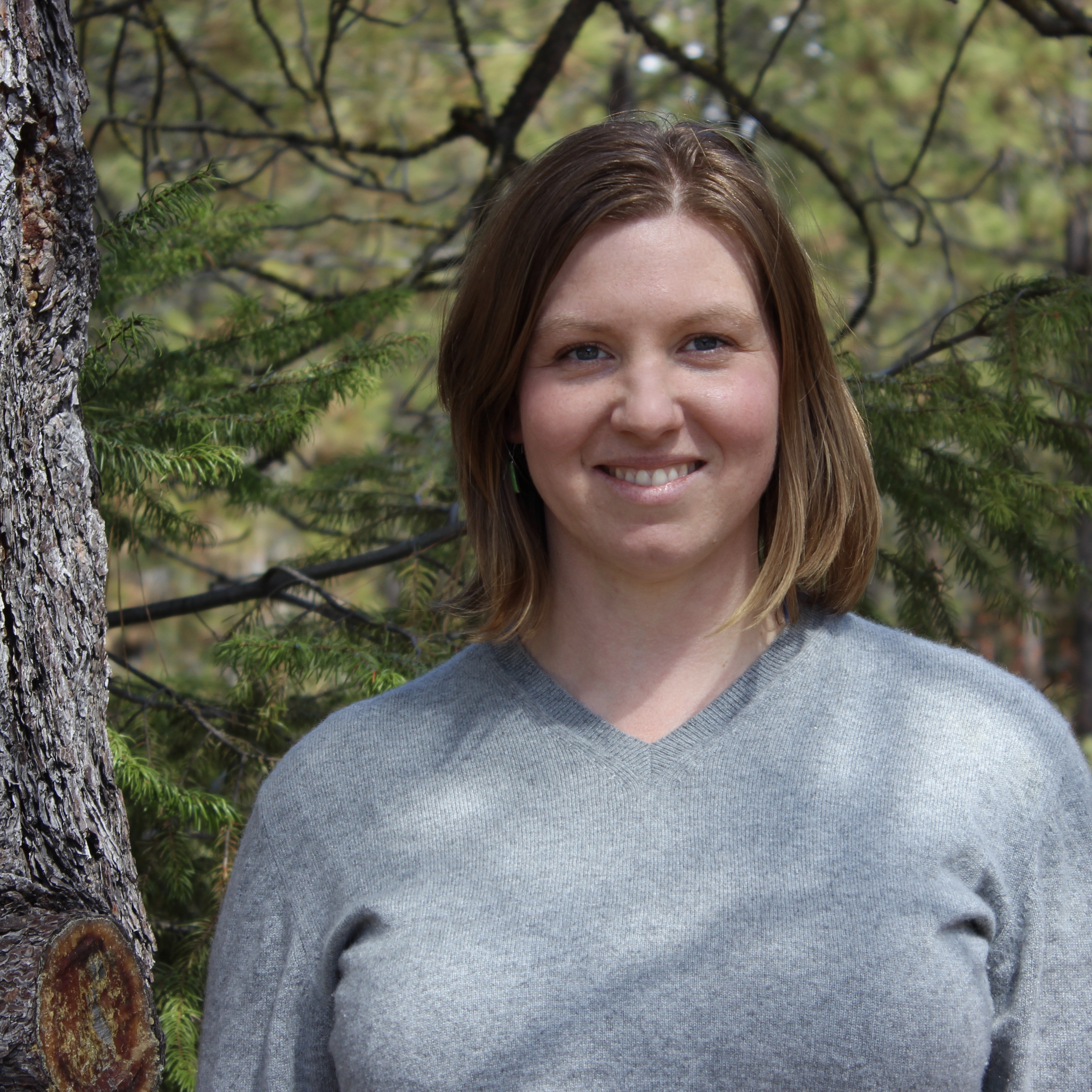 WSU Food Systems Coordinator - Nicole Witham