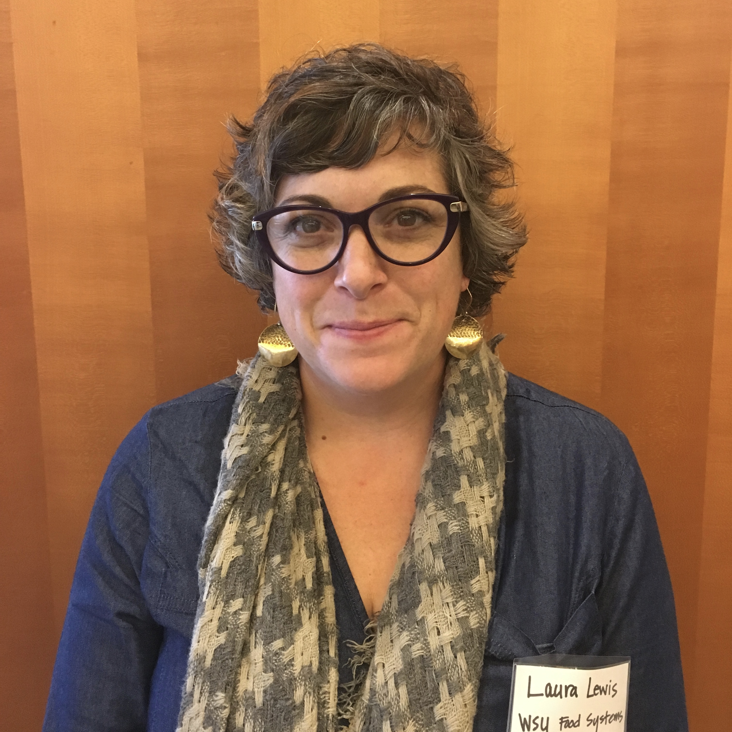 WSU Food Systems Leader - Laura Lewis
