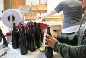 Bottling cider