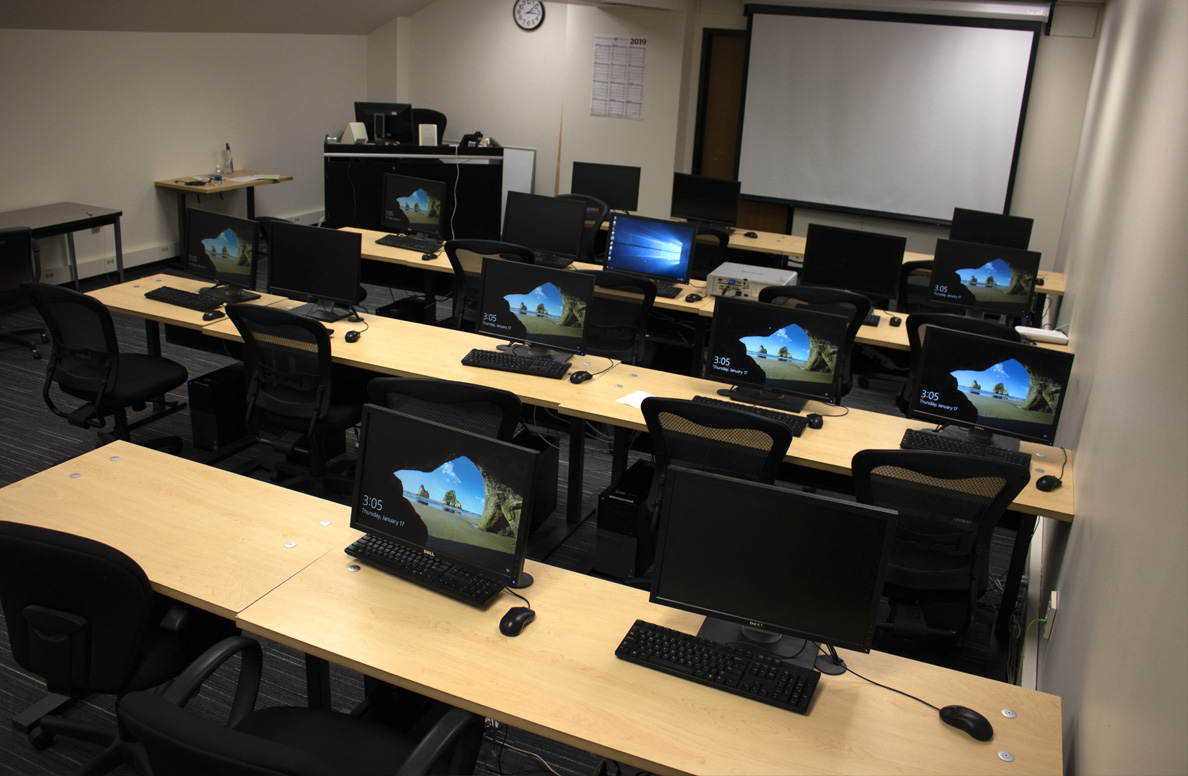 Information technology building conference room 2071