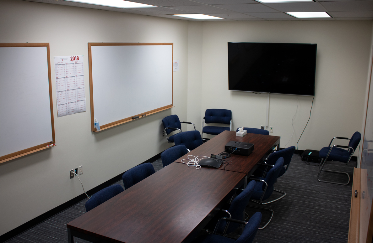 Information technology building conference room 3076