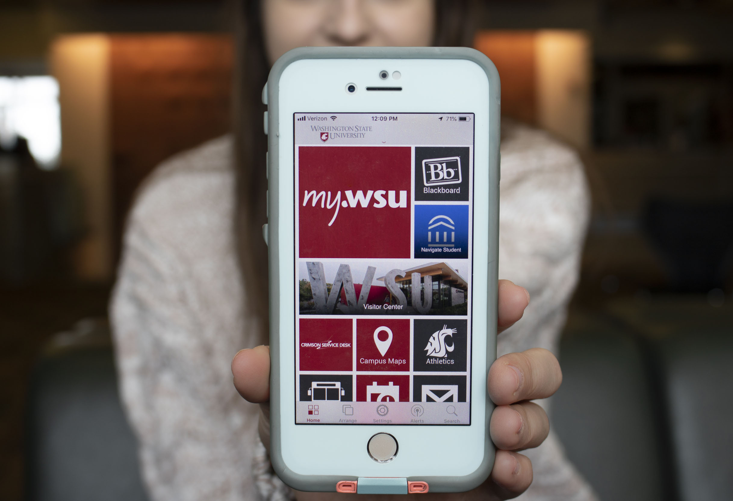 wsu-mobile | Information Technology Services | Washington State