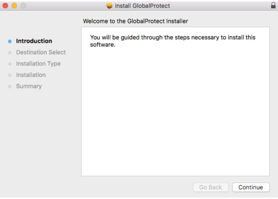 GlobalProtect Installer