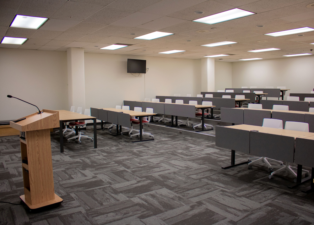Information technology building conference room 2025