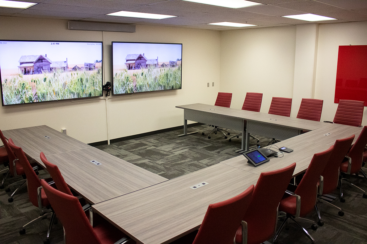 Information technology building conference room 2061