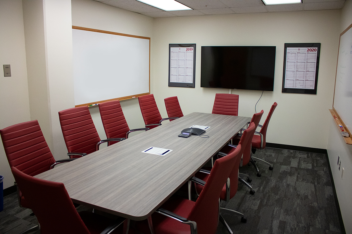 Information technology building conference room 2158