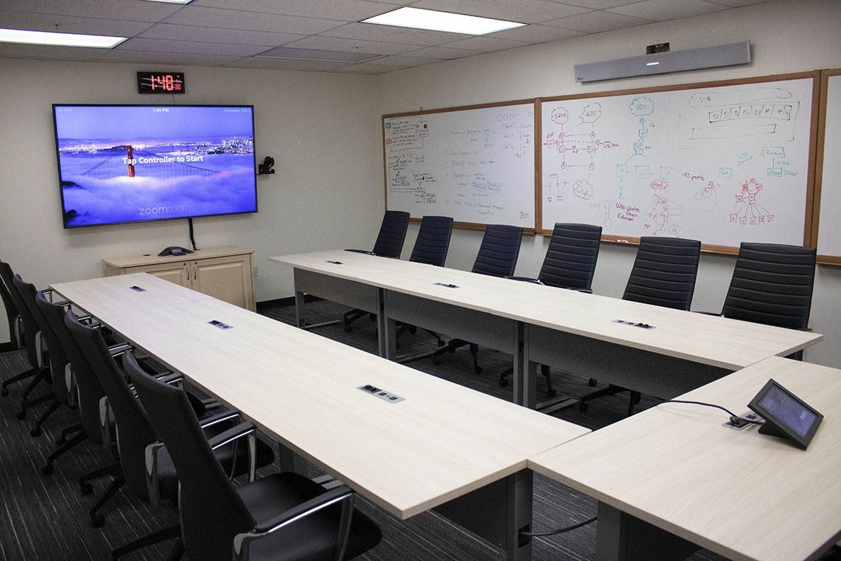 Information technology building conference room 1076