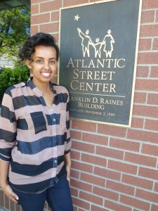 Kidst Tasisa (HD intern) Atlantic Street Center Seattle 2015