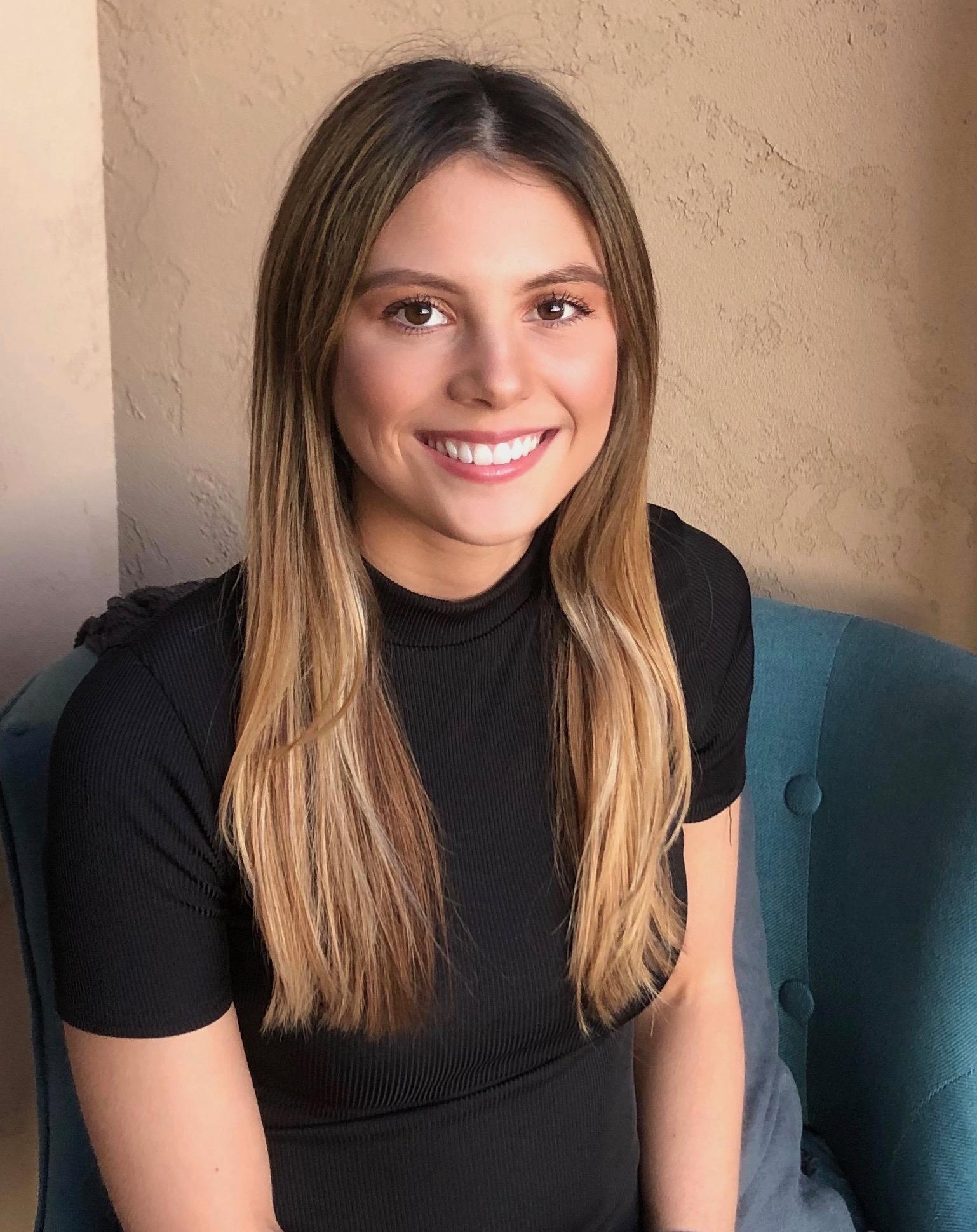 Prevention Fellow Sabrina DiGennaro