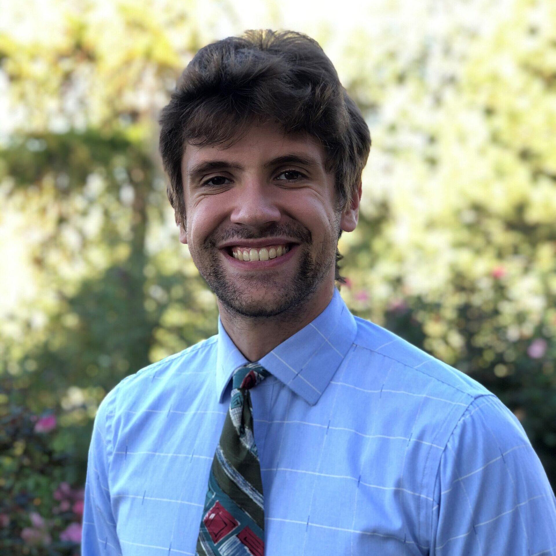 DBHR Prevention Fellow Isaac Derline