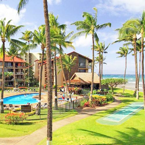 Papakea Resort in Ka'anapali, Maui