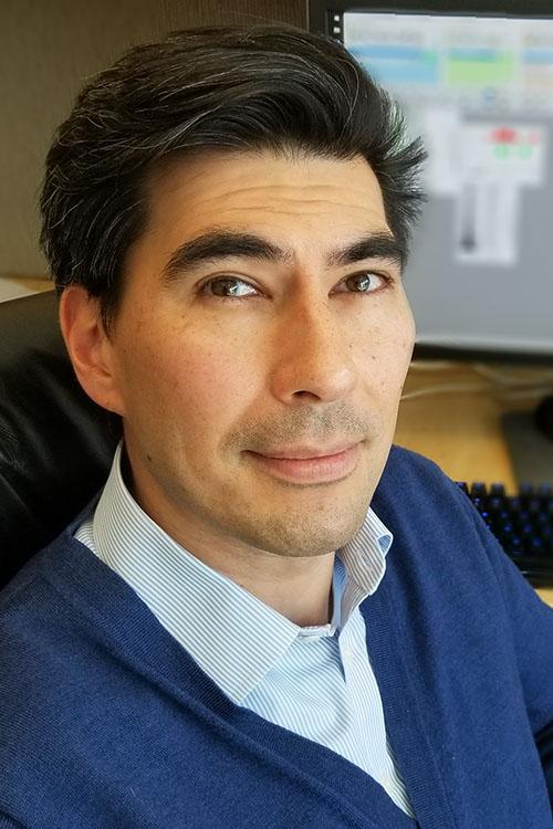 Ryan Driskell, scientist