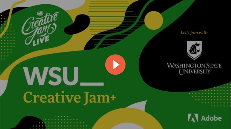 Creative Jam Plus - Finale Graphic