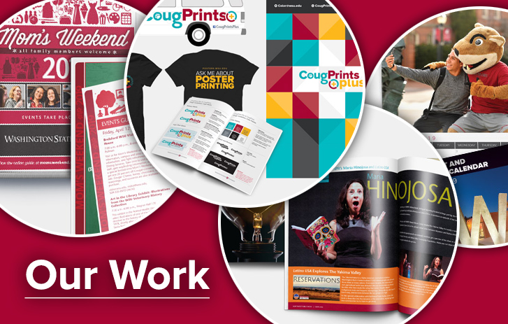 Our work. Design and Printing Portfolio.