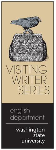 WSU English Dept. Visiting Writer Series logo.