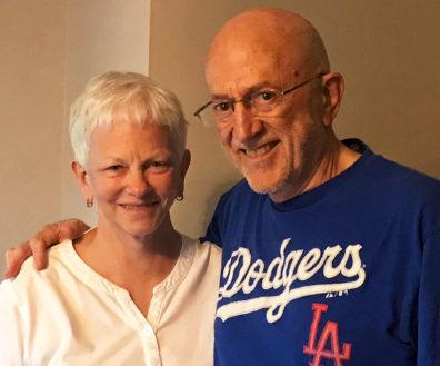 Bob Johnson and Susan Pickett.