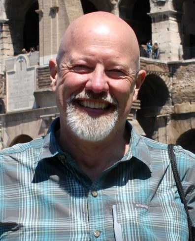 Bill Condon in Rome