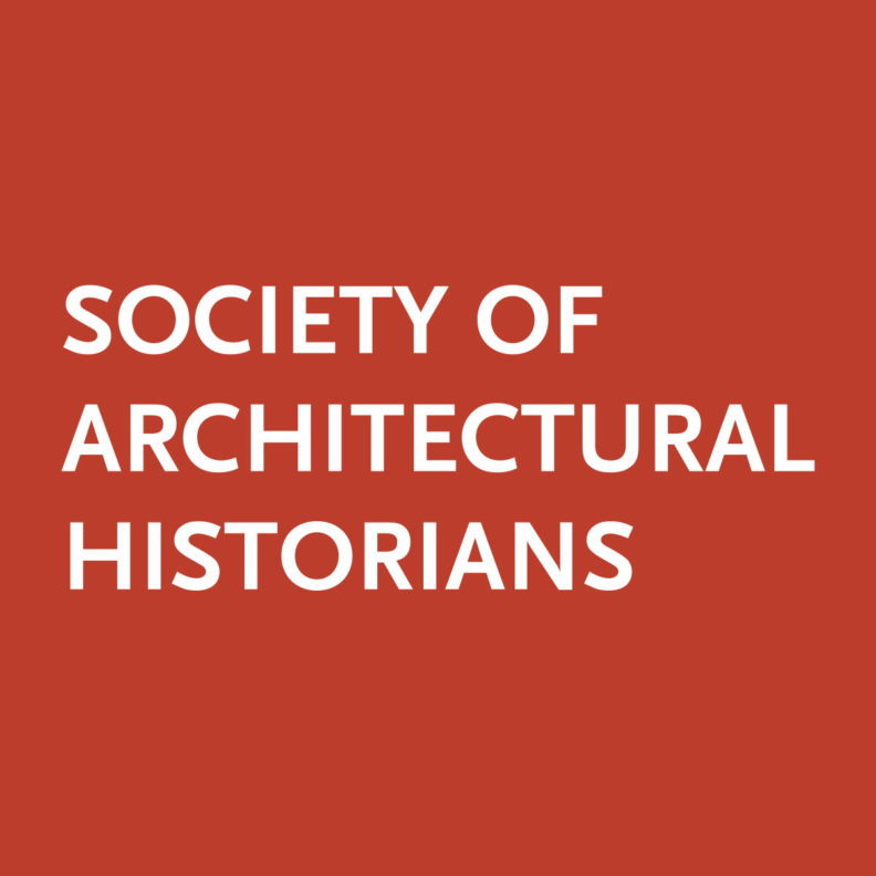 Society of Architectural Historians Logo.