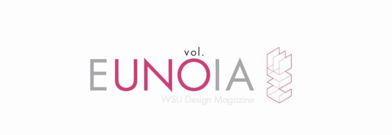 Eunoia magazine logo.