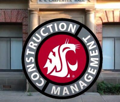 Construction Management logo.