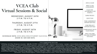 vcea club sessions