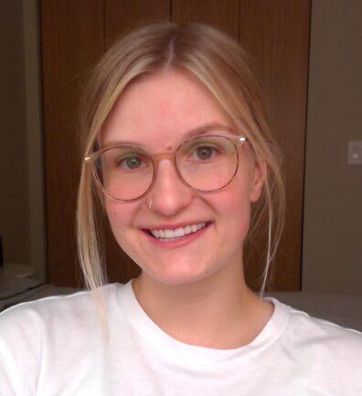 Caroline Tilger.