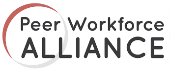 Logo: Peer Workforce Alliance.