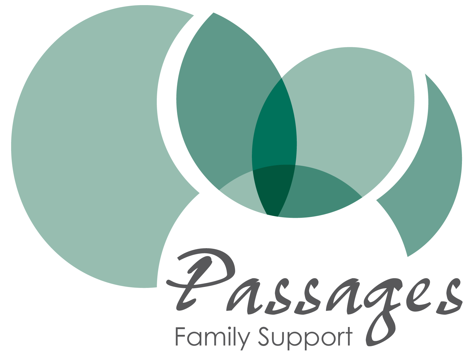 Logo: Passages Family Support
