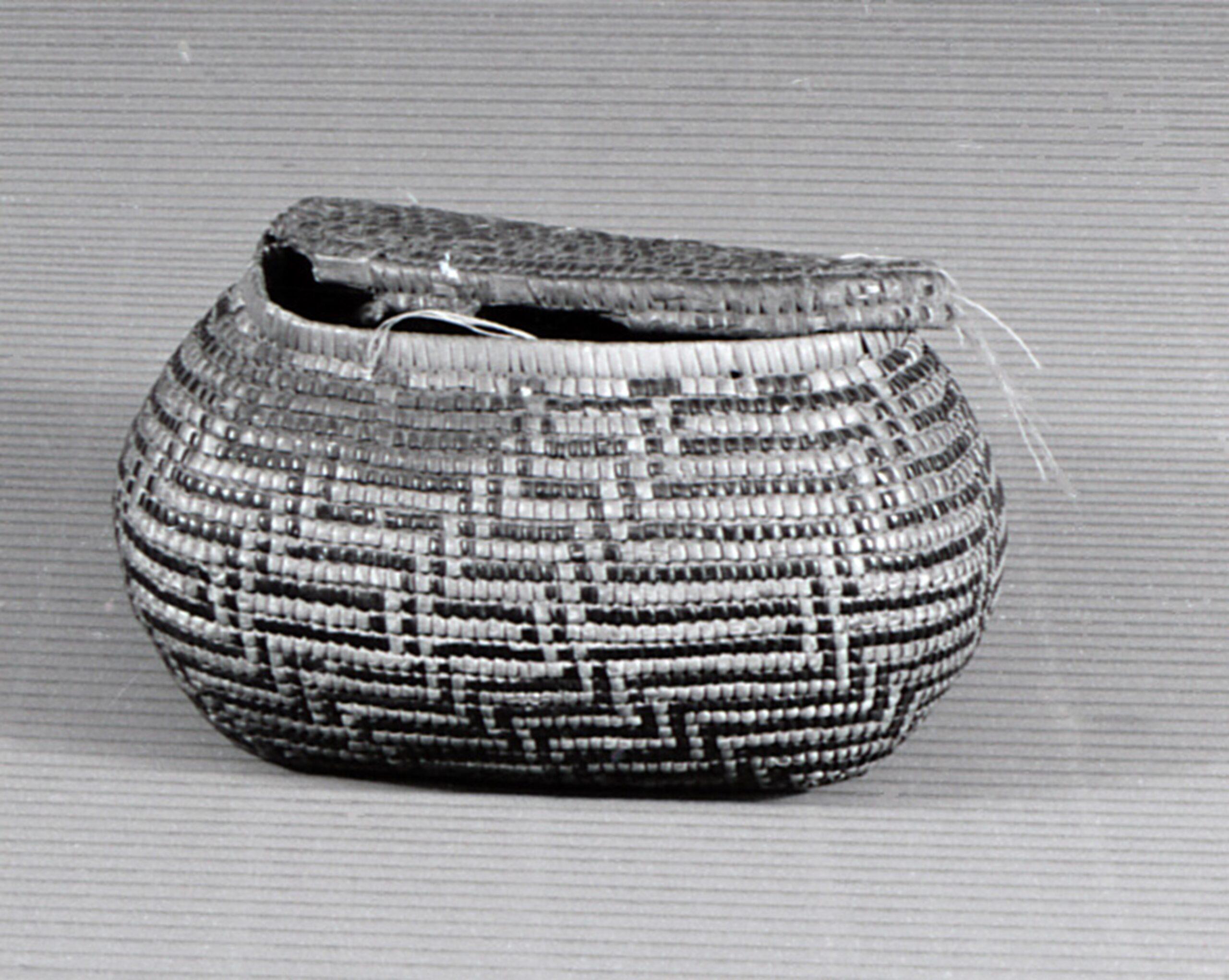Chehalis (Cowlitz) artifact.
