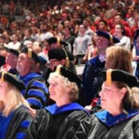 Audience at Convocation