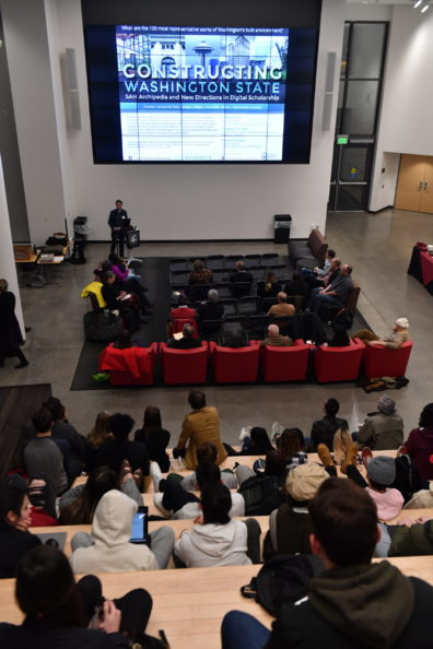 SAH Archipedia Lecture Event
