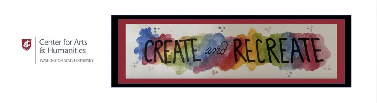 Create and Recreate and CAH Logo