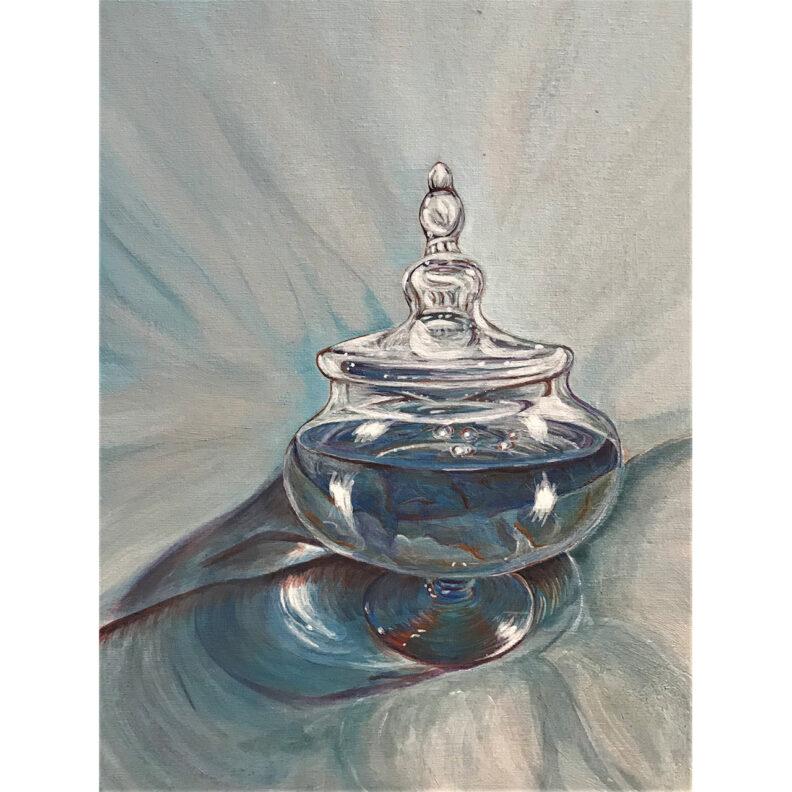 Jar painting
