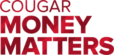 Cougar Money Matters Logo