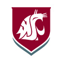 WSU Cougar shield image