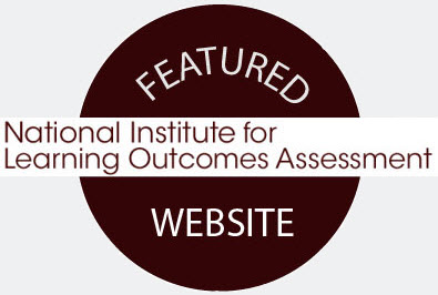 NILOA featured website logo.