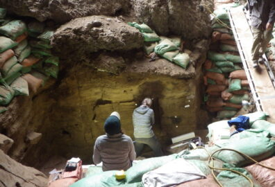 Excavations at the Paisley Caves, Oregon