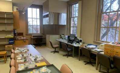 Overview of EARL laboratory space