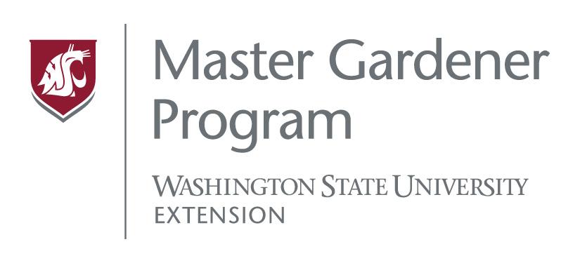 WSU Extension Master Gardener Program logo